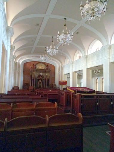 Brodskiy sinagogue