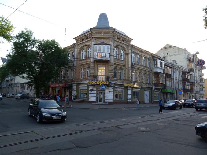 בית יהודי בקייב