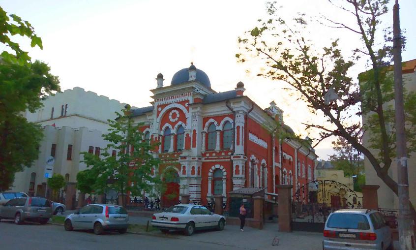 בית הכנסת בפודול