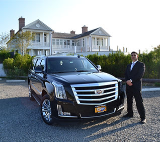 Chris Owadally - Ownr of Hamptons Bluebird Limo