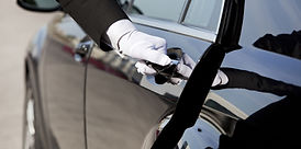 Airport Limo Transportation - White Glove Service Image