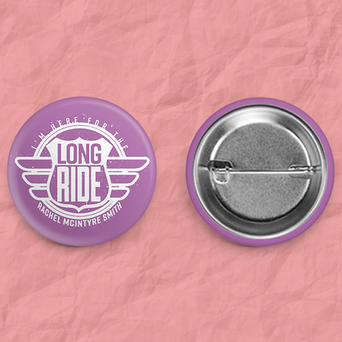 Long Ride Buttons
