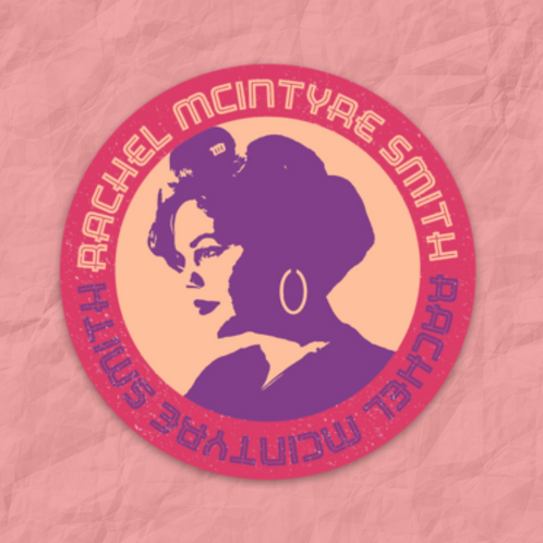 Rachel McIntyre Smith Stickers