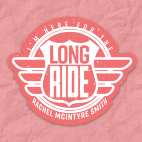 Long Ride Stickers