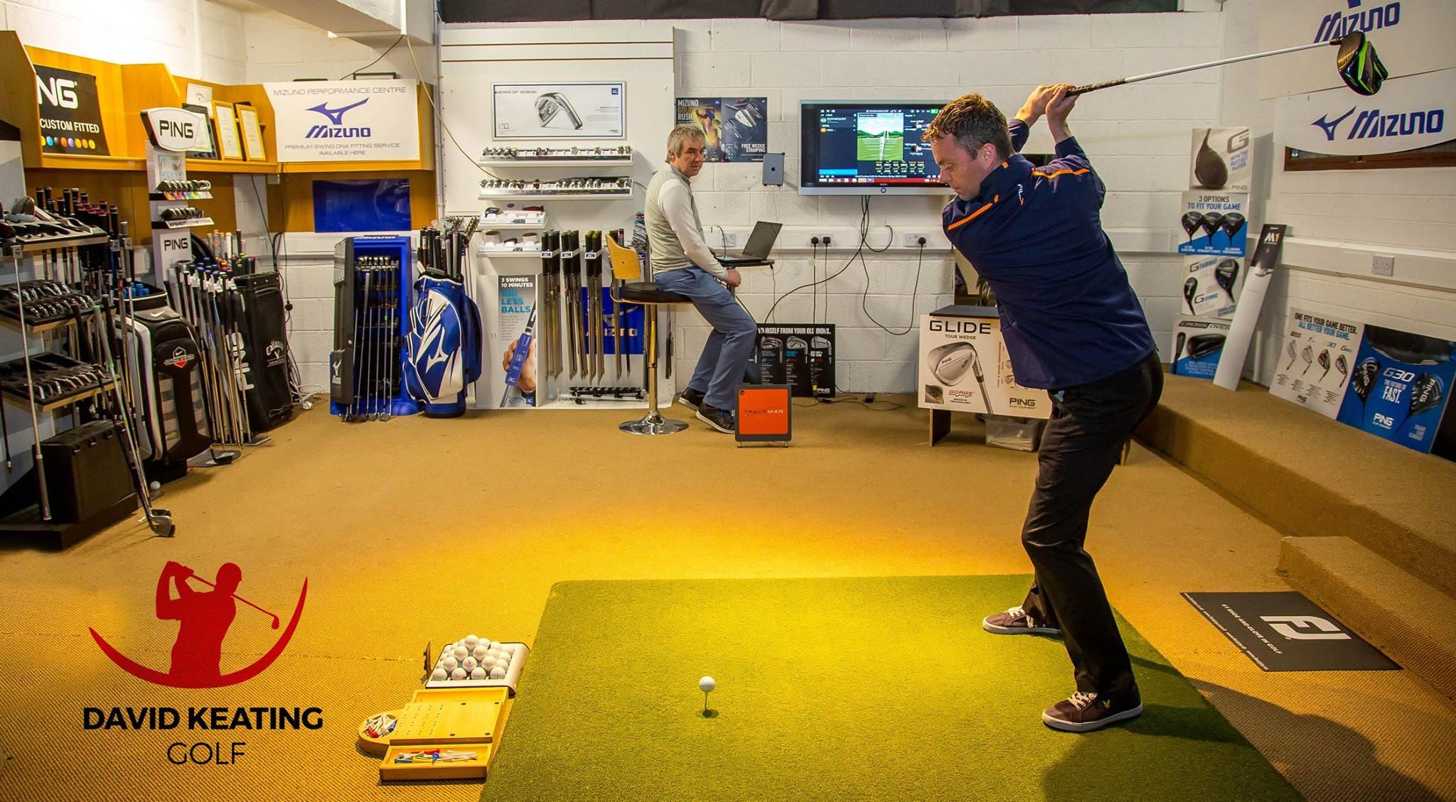 45 Minute Golf Lesson €60