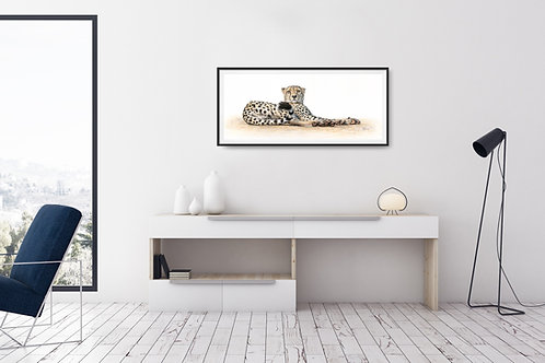 I Dare You - Signed Limited Edition Print of 100