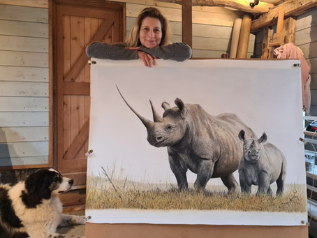 Rhino prints about to go live
