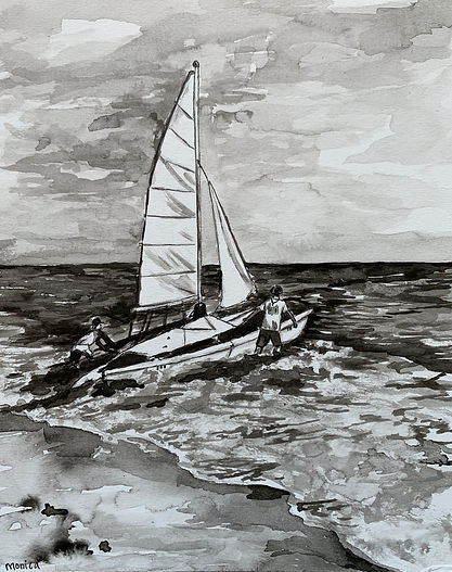 Monica List - Catamaran launch.jpg