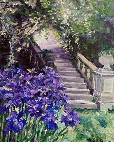 Monica_List-Stairway Irises.jpg