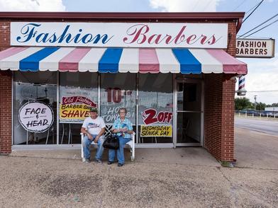 Ye Ole' Rusty Barber