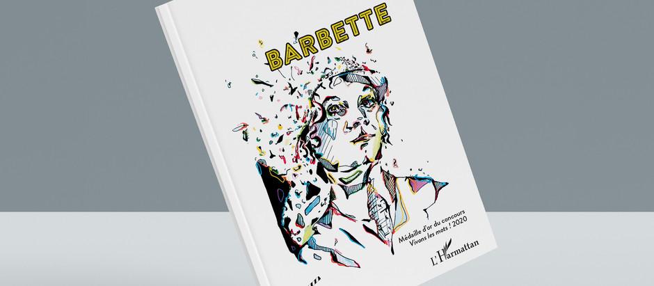Barbette publié aux éditions L'Harmattan !