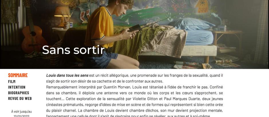 """""""Louis dans tous les sens"""" est sur KuB"""