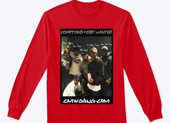 CMW Gang Long Sleeve Tshirts