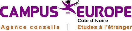 Logo Campus-Europe Côte d'Ivoire