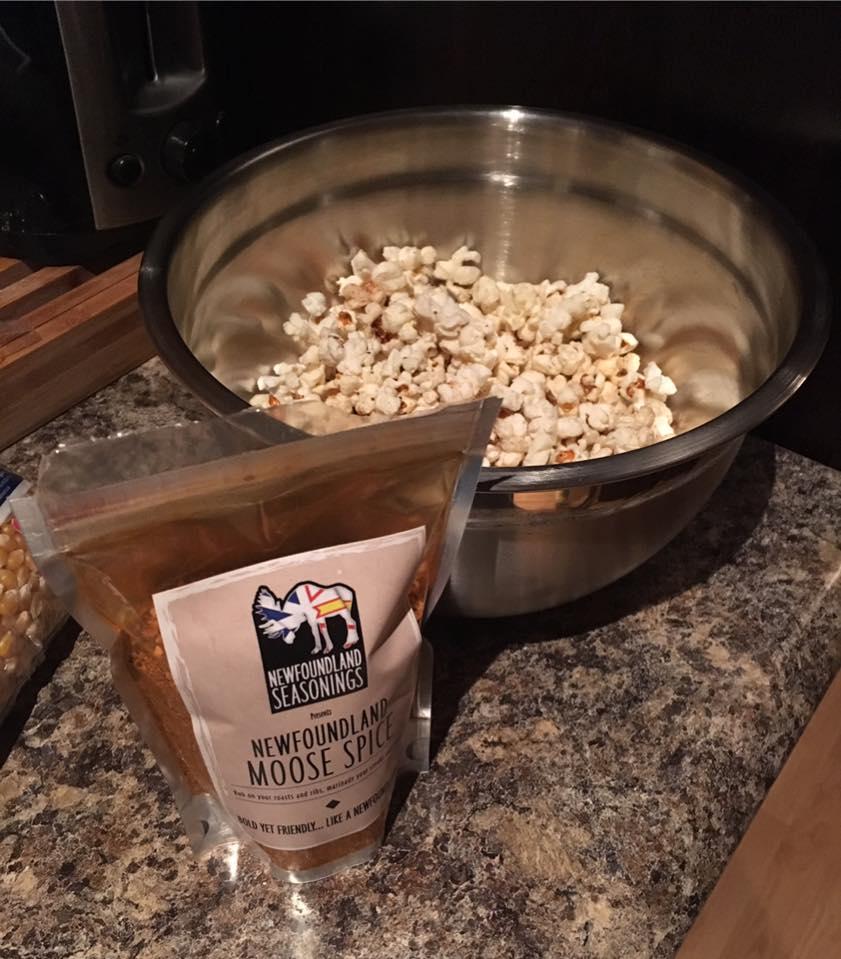 Moose Popcorn