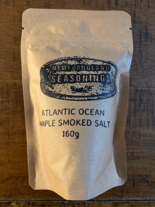 Atlantic Ocean Maple Smoked Salt