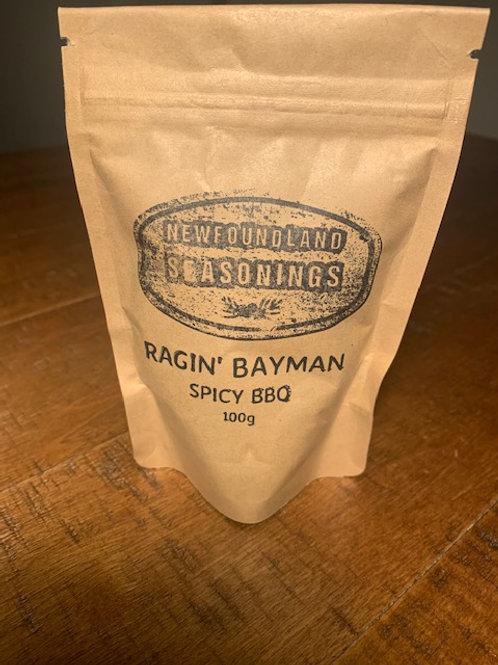 Ragin' Bayman Spicy BBQ
