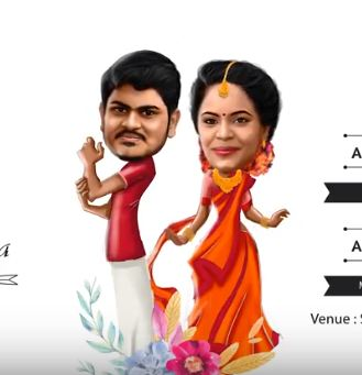 GOWTHAM AND PAVITHRA