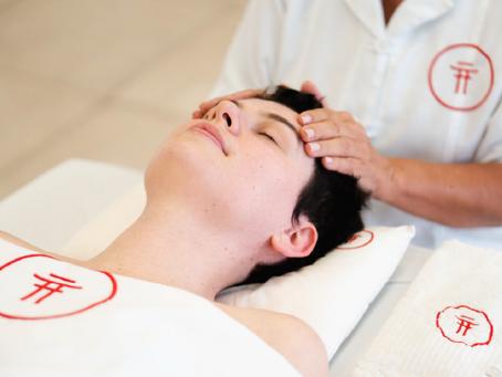 Massagem como tratamento complementar para depressão