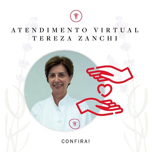 Atendimento Virtual com Tereza Zanchi