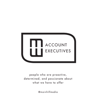 Hiring Account Execs