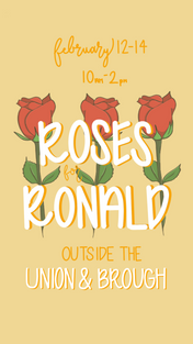 Roses for Ronald 1 (Yellow)