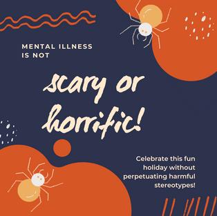 Halloween Mental Health