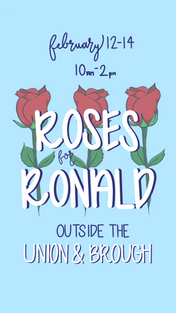 Roses for Ronald 1 (Blue)