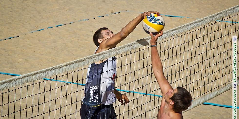 Турнир по пляжному волейболу МУЖЧИНЫ