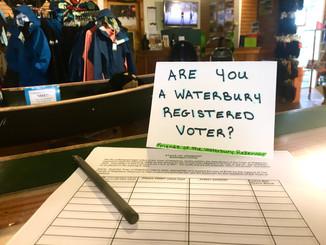 Waterbury Petition Ballot
