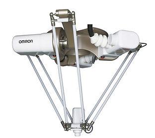 Robot delta Omron
