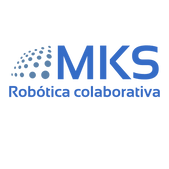 logo robotica colaborativa MKS
