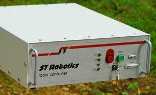Controlador robot
