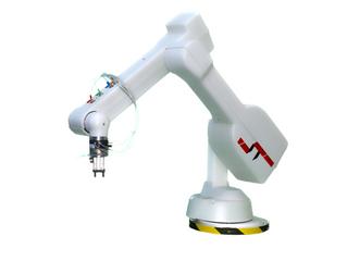 ST R17HS, el brazo robótico de alta velocidad.