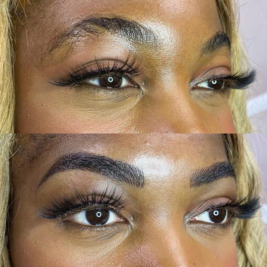 brows on fleek