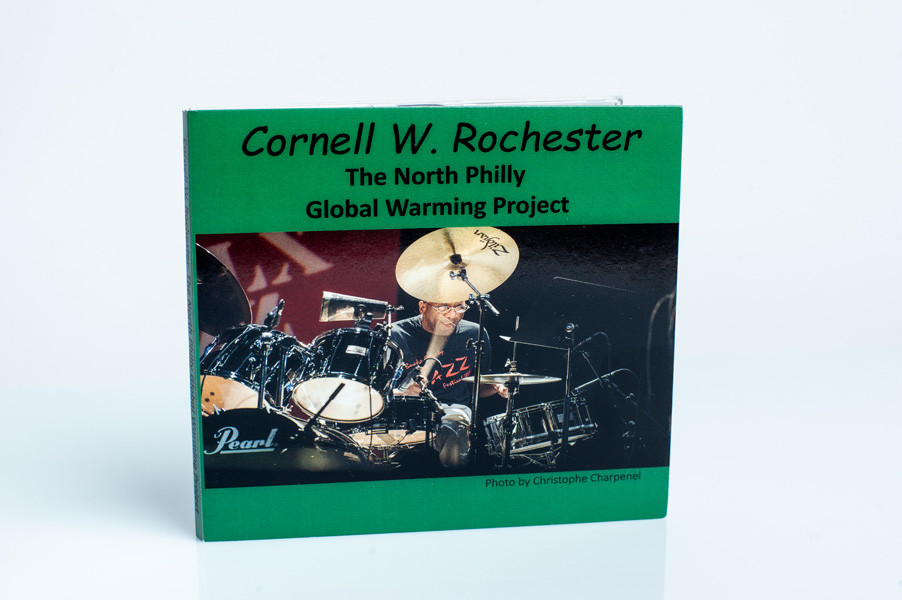 Cornell W. Rochester - The North Philly Global Warming Project, 2017.