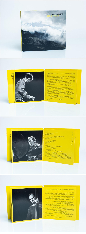 Pierre de Bethmann Trio - Essai / Volume 1, 2015.