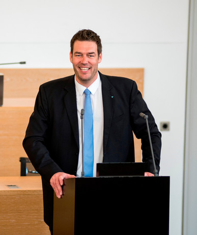 Seit 2009 im Grossen Rat des Kantons Aargau