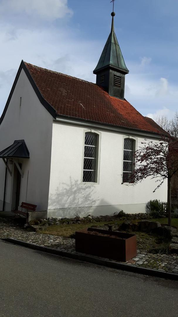 Kapelle Oberzeihen