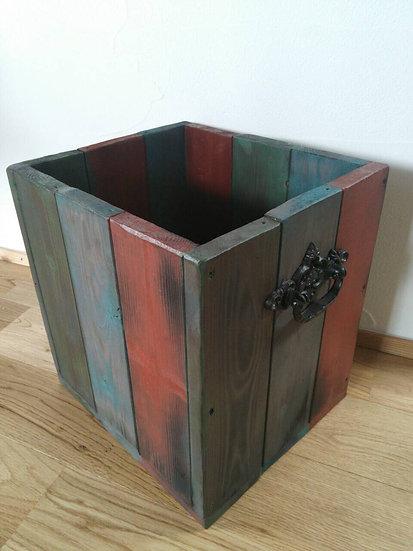 手作り ゴミ箱・ダストボックス