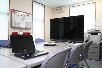 オンライン会議システム風景写真