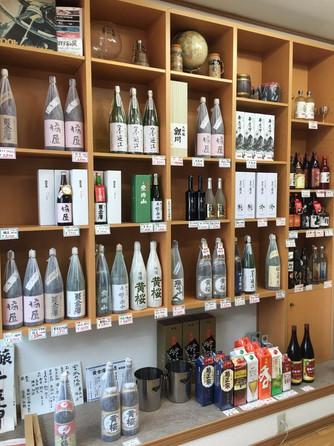 平成13年創業!世界の名酒専門 相澤商店