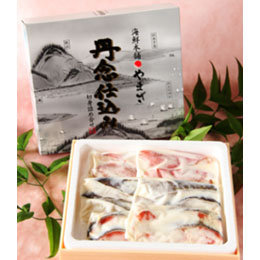 丹念仕込み(粕漬) 赤魚粕漬・真たら粕漬・紅鮭粕漬
