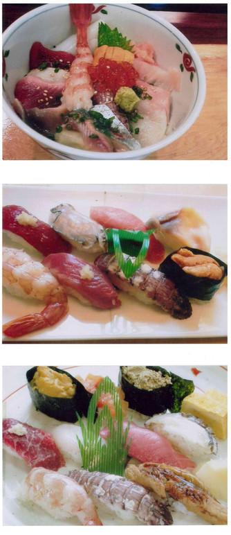 寿司・海鮮丼:石巻の味 富喜寿司