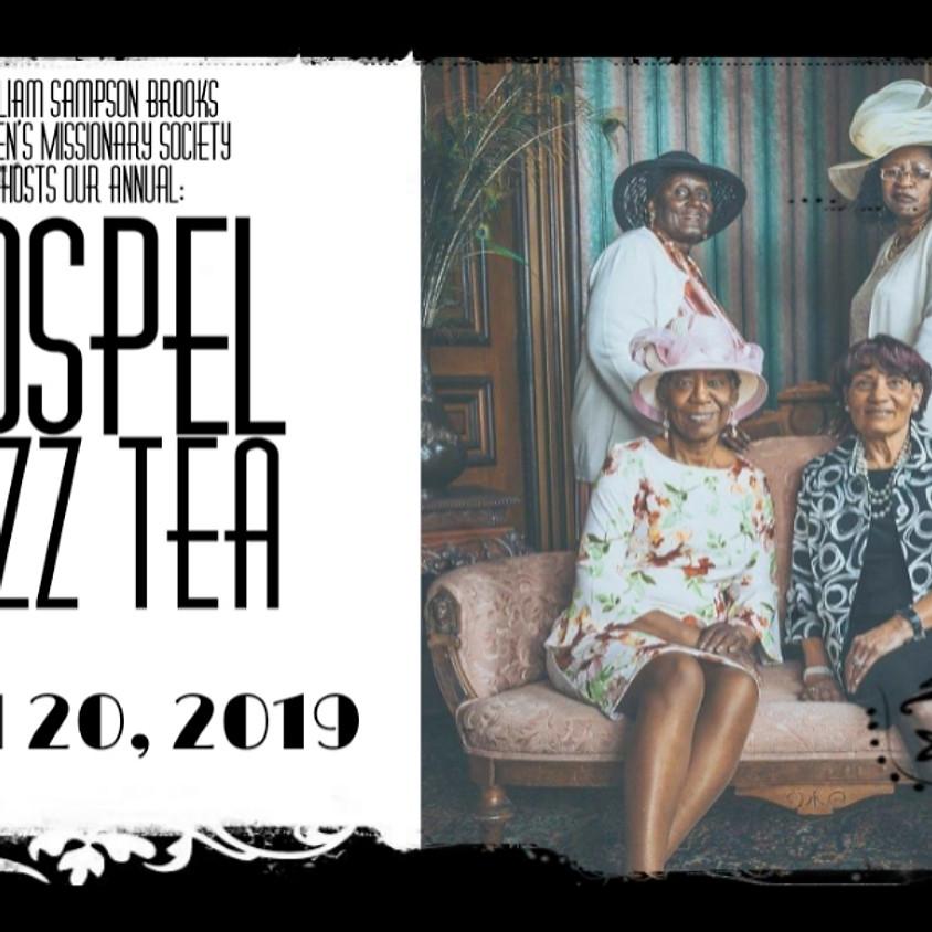 Annual Gospel Jazz Tea