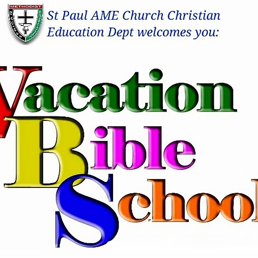 St Paul AME Vacation Bible School