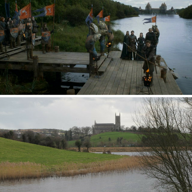 Riverrun River Quoile Game of Thrones