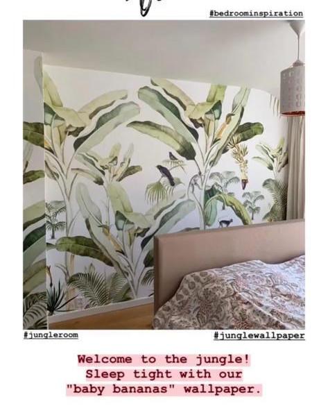 Fotobehang jungle