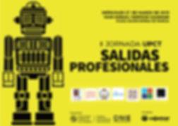 CARTEL II JORNADA SALIDAS PROFESIONALES
