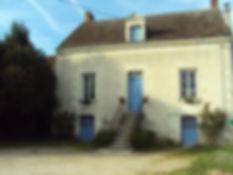 Accueil - Gîte La Méchinière à Mareuil-sur-Cher, 5min de St-Aignan(41)